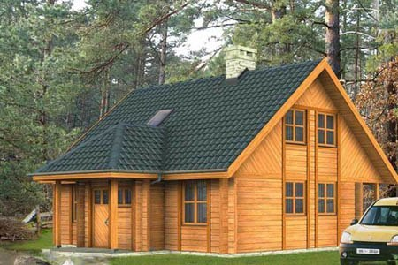 дома на основе деревянного каркаса г.Воронеж