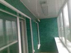 козырьки на балкон в Воронеже