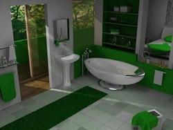 Ремонт ванной комнаты в Воронеже